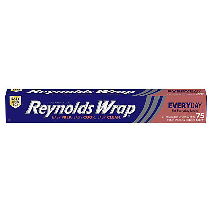 Reynolds Aluminum Foil,75 sq ft